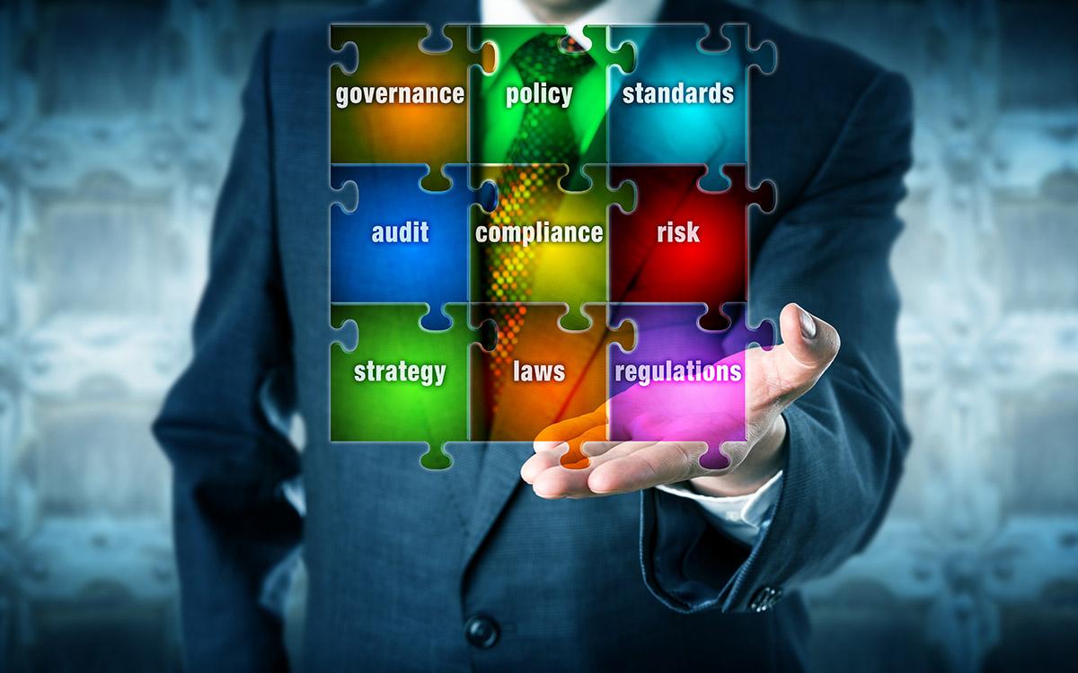 GRC di Augeos: una soluzione completa, affidabile e modulare per tenere sotto controllo i rischi bancari
